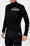 Aqua Pro Extreme Jacket - Black - Lusso Cycle Wear