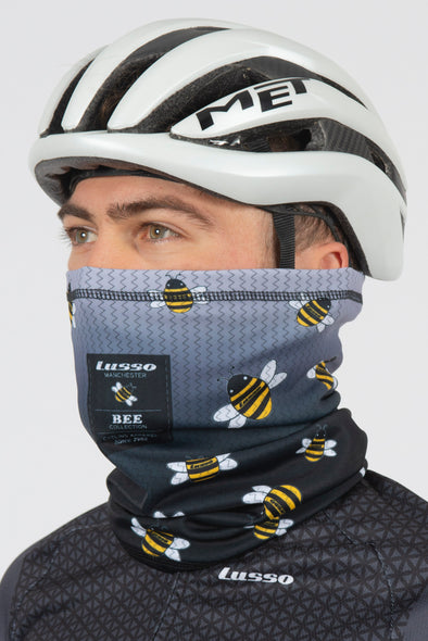 Bee Carbon Thermal Buff - Lusso Cycle Wear