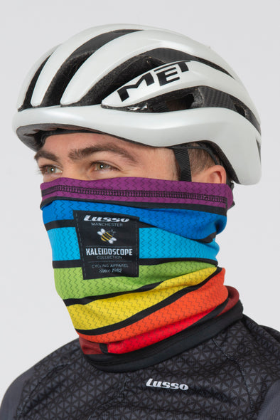 Kaleidoscope Carbon Thermal Buff - Lusso Cycle Wear
