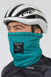 Momentum Carbon Thermal Buff - Teal - Lusso Cycle Wear