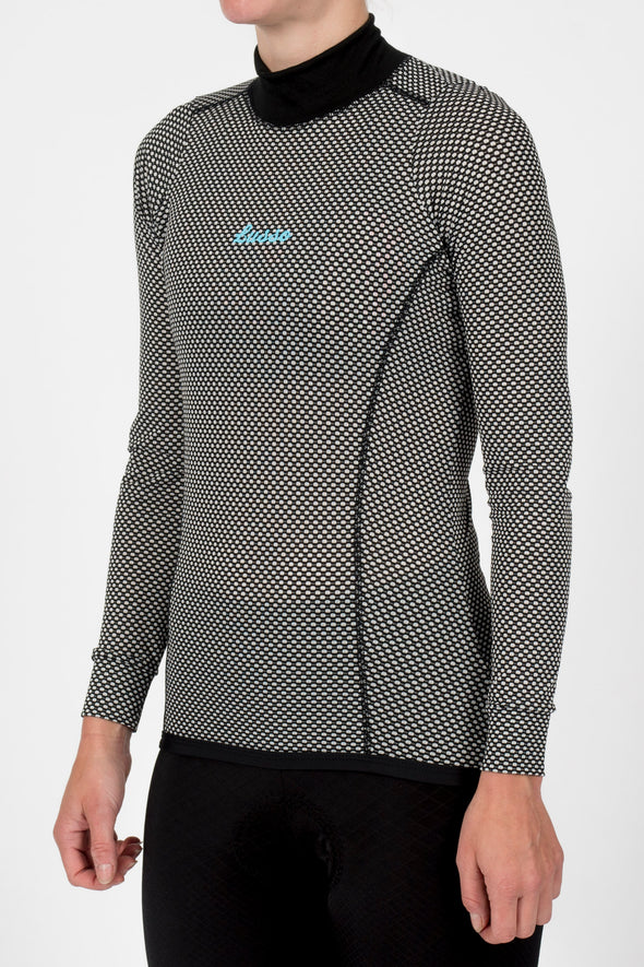 Dryline Long Sleeve - Womens - Lusso Cycle Wear