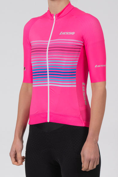 Women's Evo S/S Jersey - Limited Edition - Lusso Cycle Wear