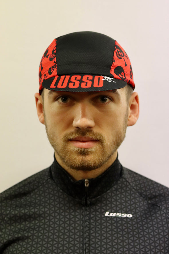 PAIN CAVE Summer cap - Lusso Cycle Wear