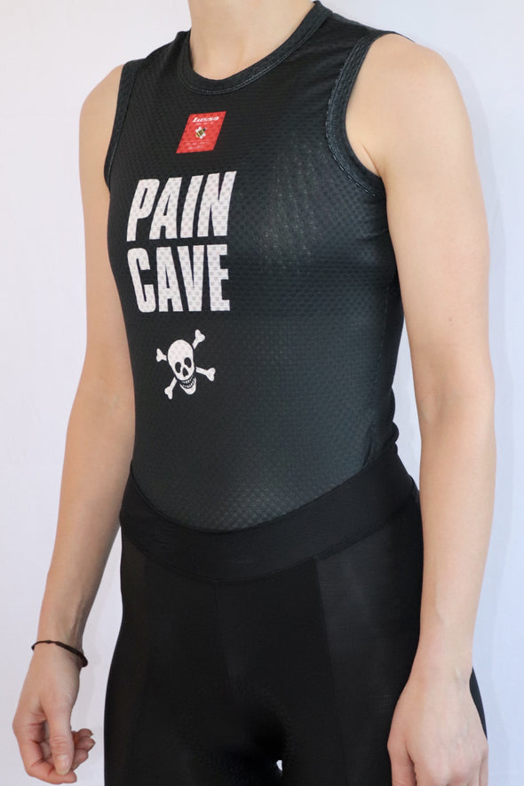 Pain Cave Eco Summer Base layer - Lusso Cycle Wear