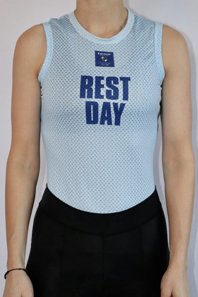 Rest Day Eco Summer Base layer - Lusso Cycle Wear