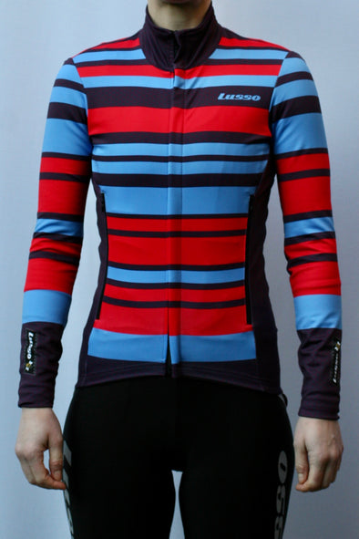 Rivington Jacket women's - Multi - Lusso Cycle Wear