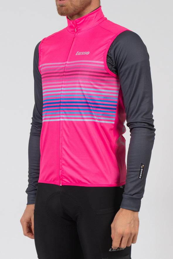 Evo Gilet - limited edition - Lusso Cycle Wear