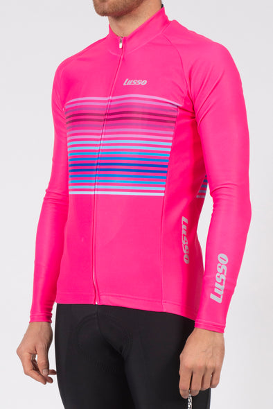 Evo Long Sleeve Jersey - Limited Edition - Lusso Cycle Wear