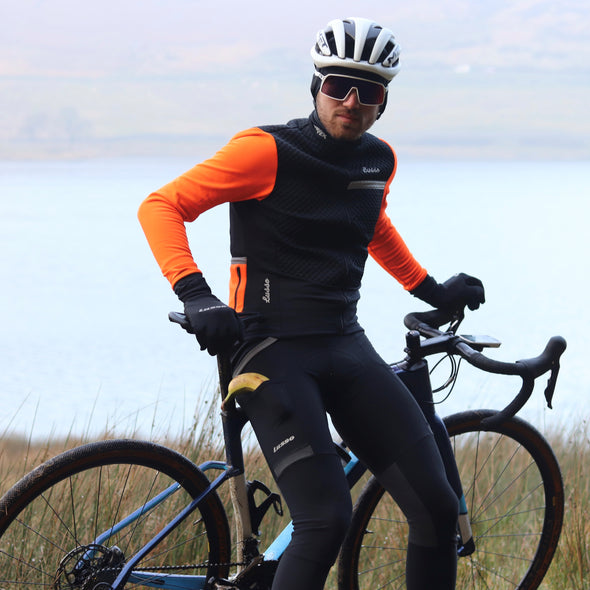 Adventure Repel Bibtights - Lusso Cycle Wear