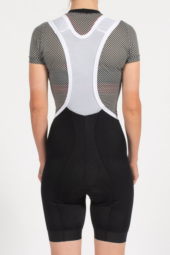 Lead Out Bibshorts - Womens - Lusso Cycle Wear
