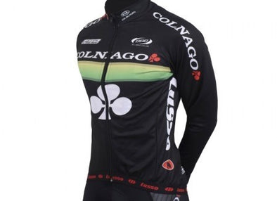 Colnago Long Sleeve Jersey - Lusso Cycle Wear