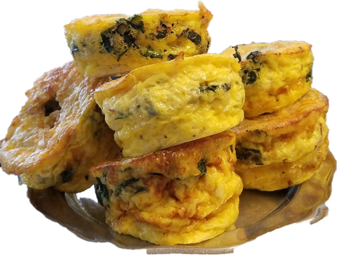 Fritatta (Chef's choice each day)