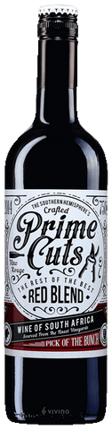 Prime Cuts Red Wine 2018
