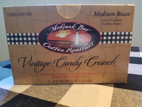 kCup Vintage Candy Crunch 12 count box