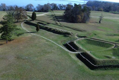 Battlefield Tour: Redoubts 9 and 10, Saturday May 15th 11:00am - 12:30pm