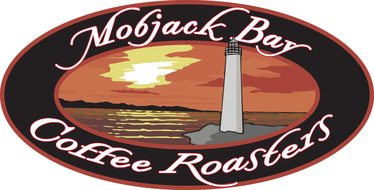 Mobjack Bay Coffee Roasters            Open Daily in Historic Yorktown  411 Main Street