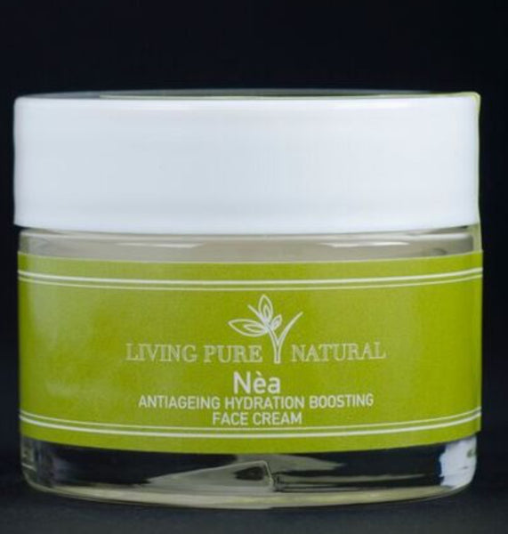 NEA Intense Hydration Anti-Aging Face Cream - Living Pure Natural