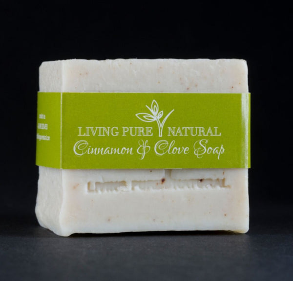 Cinnamon and Clove - Living Pure Natural