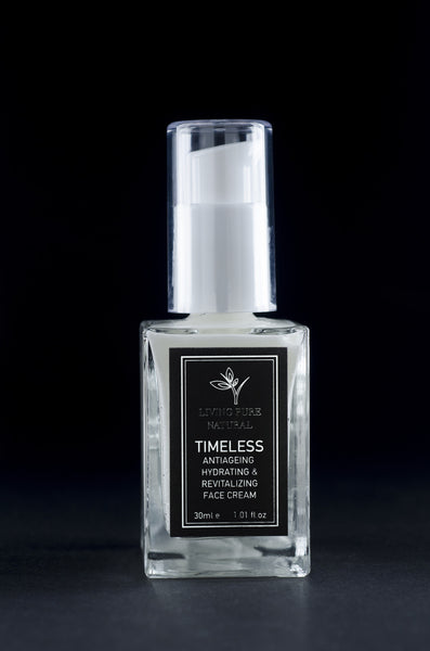 TIMELESS Anti-Aging Face Cream - Living Pure Natural