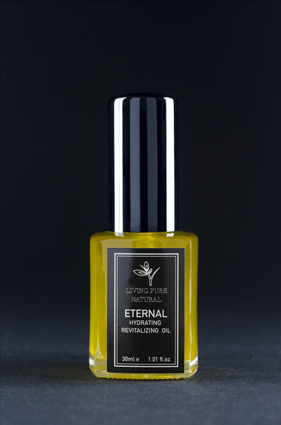 ETERNAL Therapeutic Oil with Cretan Herbs - Living Pure Natural