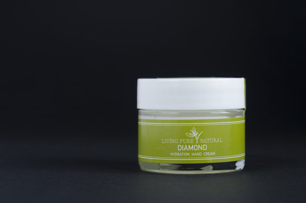 DIAMOND Hand Cream - Living Pure Natural