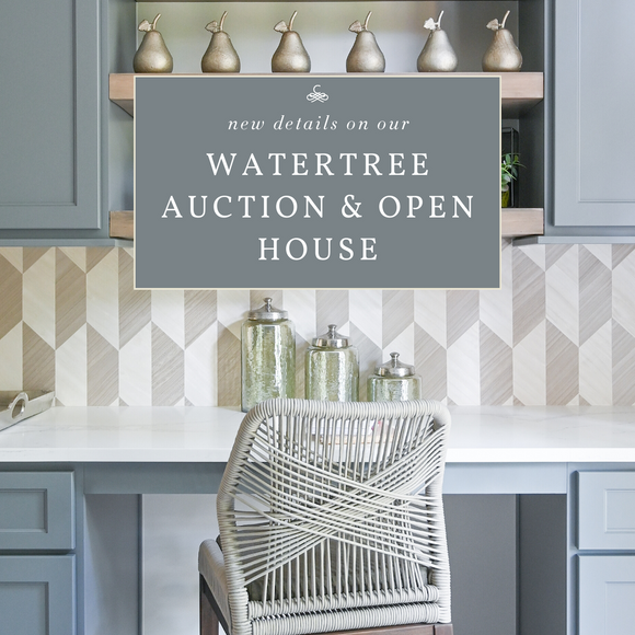 Coming Soon: our Watertree Auction