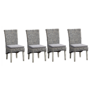 Heron Seagrass Dining Chair (set of 4)