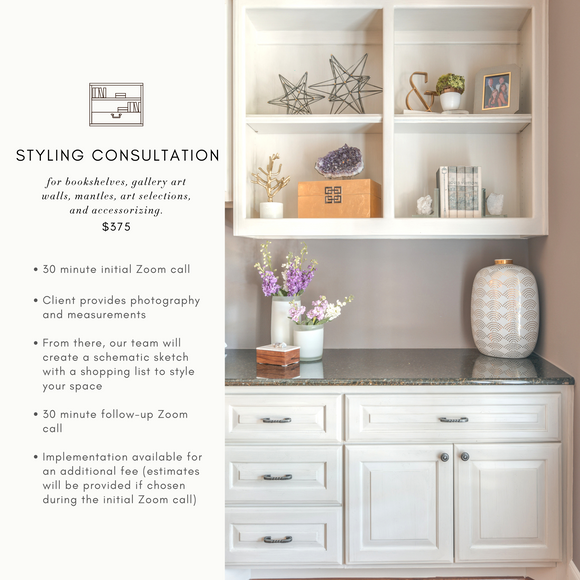 Styling Kickstart Consultation Package