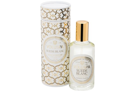 Suede Blanc 3.8OZ Aqua De Senteur Room And Body Mist