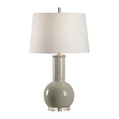Seafoam Green Lamp