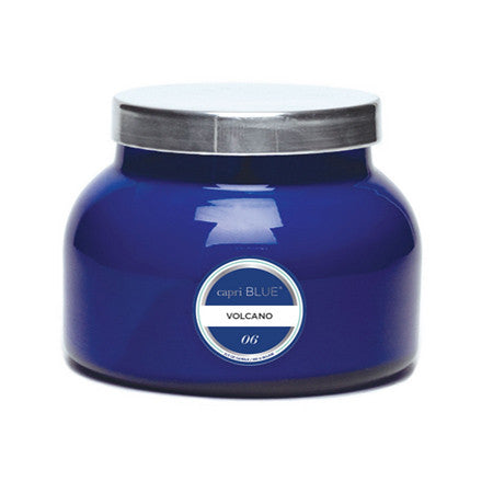 Capri Blue Volcano Signature Jar Blue 19oz