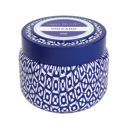 Capri Blue Volcano Travel Tin        Blue 8.5oz
