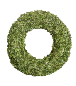 The Boxwood Wreath