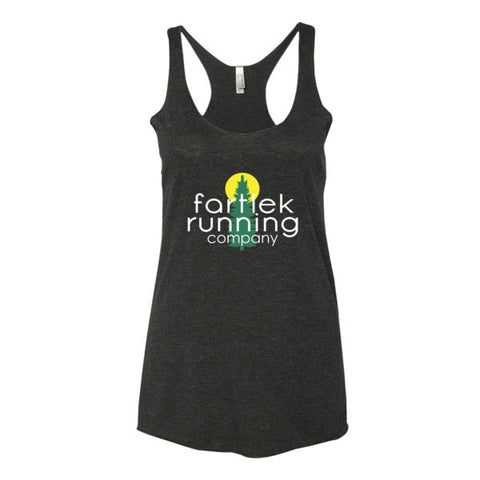 "Women's ""Fartlek Running Company"" tank top"