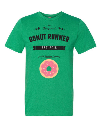 "Men's ""Donut Runner"" Short sleeve t-shirt"