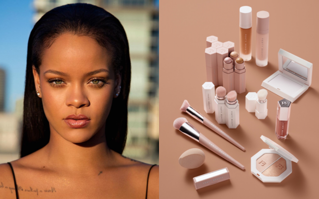 Fenty Beauty is Officially #MakeupGoals