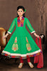 Girl's Incredible Embroidery & Resham work Embroidered Readymade Salwar Kameez