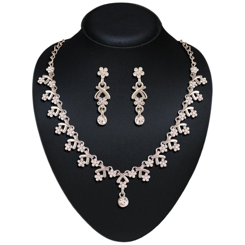 Lovely Silver Color Fashion Jewellery Necklaces