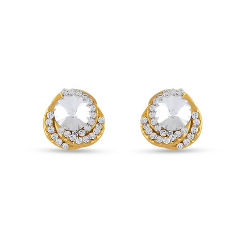 Fantastic & Designer Collection In Precious Jewellery of Earrings In White