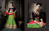 Women's Banarasi Silk Fabric Pretty A Line Lehenga Choli