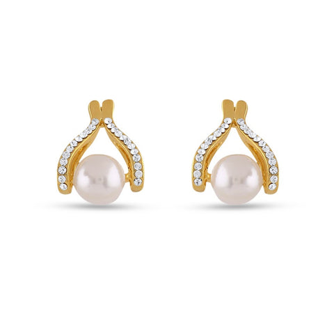 luxurious & Fantastic Collection In Precious Jewellery of Earrings In White