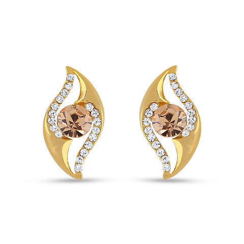 Fantastic & Designer Collection In Precious Jewellery of Earrings In Gold