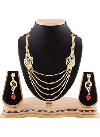Creative Precious Jewellery Necklaces For Women's In Gold