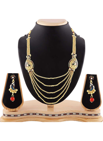 Beautiful Gold Necklaces For Women's