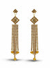 New Look Brown & Gold Artificial Jewellery Earrings For Women's