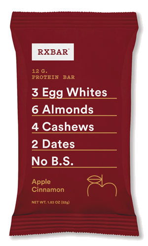 RX APPLE CINNAMON