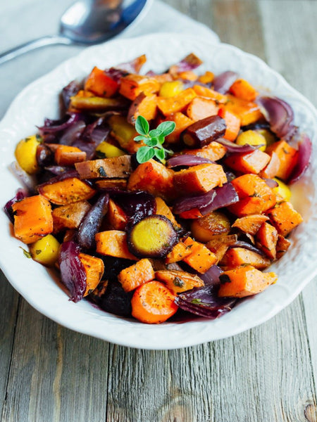 ROASTED VEGETABLES (SIDE)