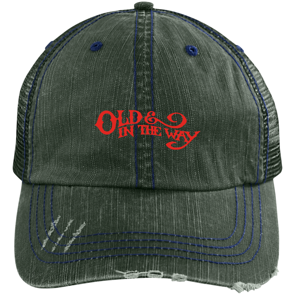 Old And In The Way Trucker Cap