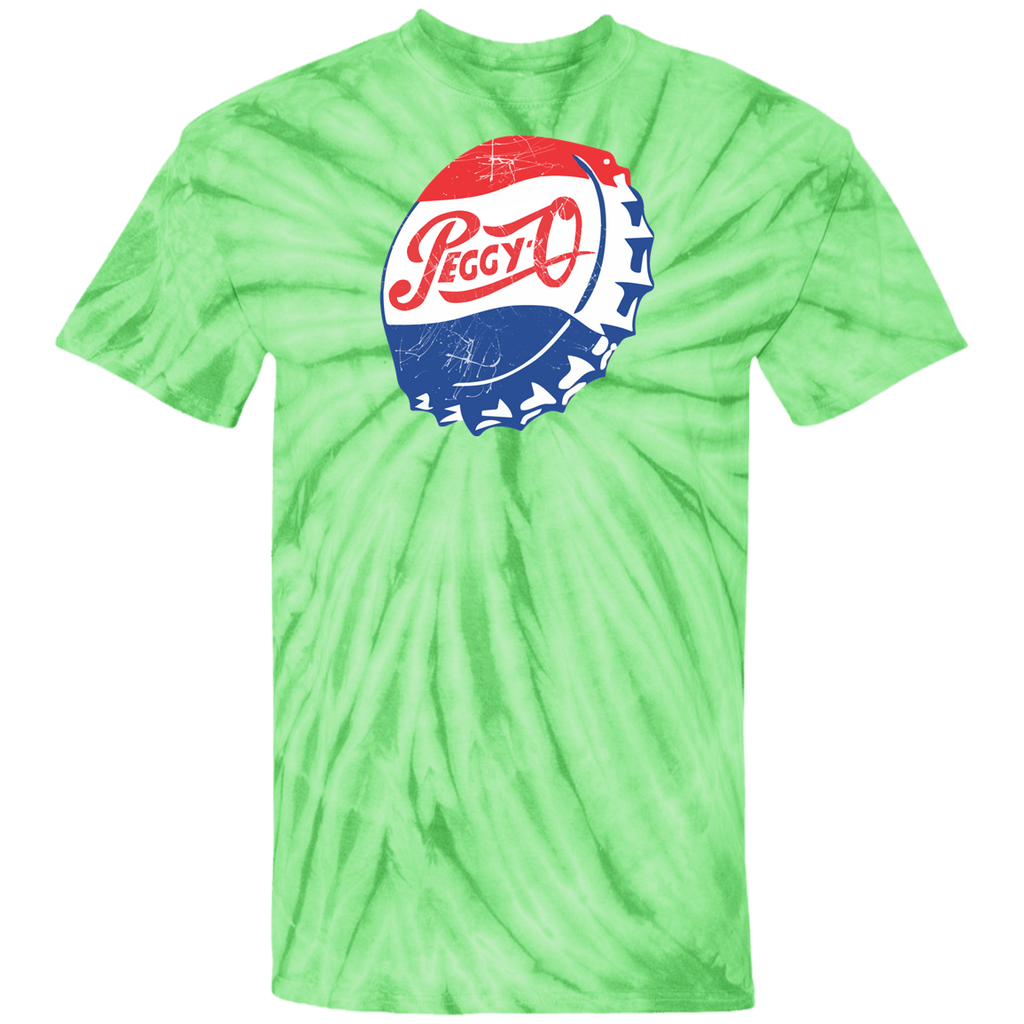 Peggy Bottle Cap Tie Dye T-Shirt