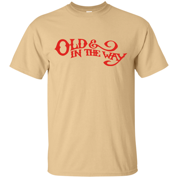Overstock of Old And In The Way Ultra Cotton T-Shirt Mens Small